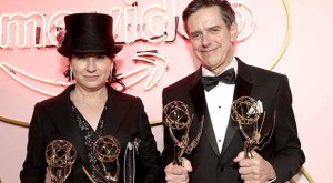 Amy Sherman Palladino and Daniel Palladino
