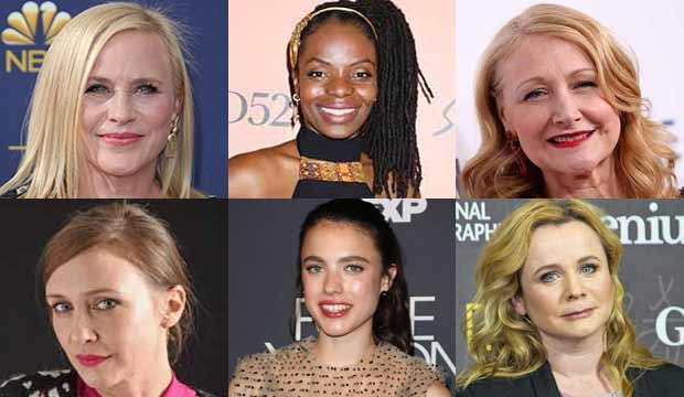Emmy episode submissions for Movie/Limited Supporting Actress nominees Patricia Arquette, Marsha Stephanie Blake, Patricia Clarkson, Vera Farmiga, Margaret Qualley, Emily Watson