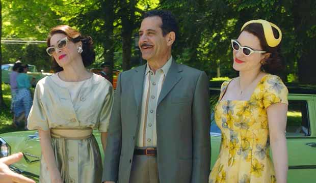 The Marvelous Mrs  Maisel's' Tony Shalhoub is likely to win an Emmy