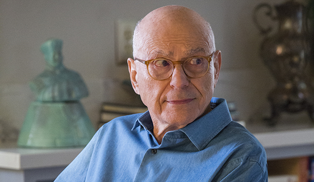 An Emmy victory for 'The Kominsky Method' would make Alan Arkin the 25th performer to complete the Triple Crown