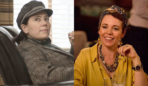 Watch out, Alex Borstein ('Marvelous Mrs. Maisel') – that sneaky Olivia Colman ('Fleabag') could steal your 2nd supporting Emmy (just ask Glenn Close!)