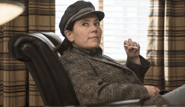 Can Alex Borstein continue this trend in the Best Comedy Supporting Actress Emmy category?