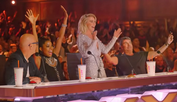 Vote for your favorite 'America's Got Talent' Golden Buzzer