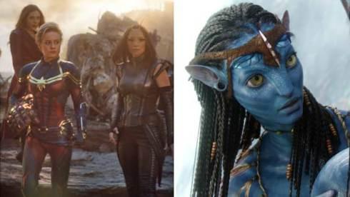Avengers Endgame and Avatar