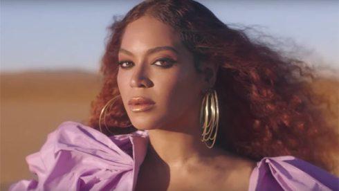 Beyonce in Spirit Video