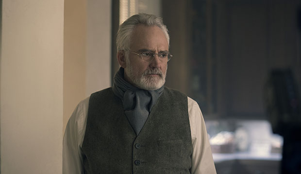 Emmy episode analysis: Bradley Whitford ('The Handmaid's Tale') keeps us guessing with intimidating, humorous character