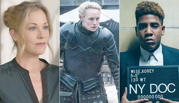 christina-applegate-gwendoline-christie-Jharrel-Jerome