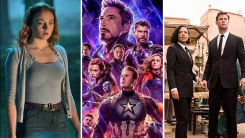Dark Phoenix, Avengers Endgame and Men in Black International