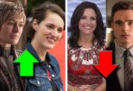 Game of Thrones, Fleabag, Veep and Bodyguard