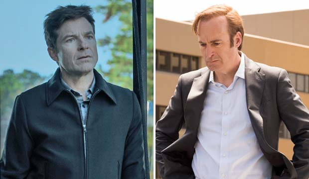 Jason Bateman ('Ozark') is still the Emmy favorite according to our Top Users, even though Experts would rather call 'Saul'