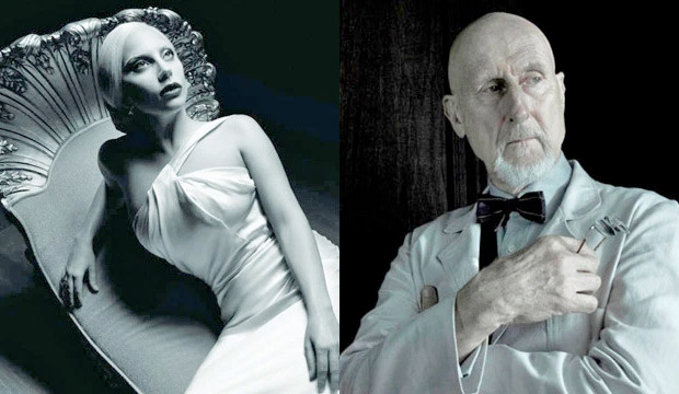lady-gaga-james-cromwell-american-horror-story