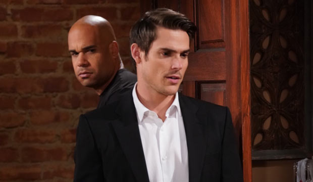 Mark Grossman discusses the big shoes he filled on 'Young and the Restless': 'Adam has got to keep watching his back'