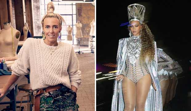 Marni Senofonte and Beyonce