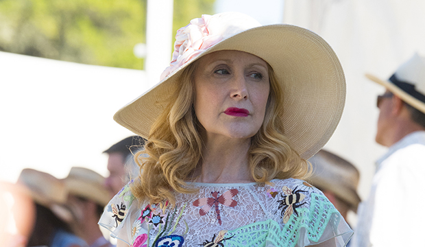 All she does is win: Patricia Clarkson has never lost an Emmy and looks strong to keep it that way with 'Sharp Objects'