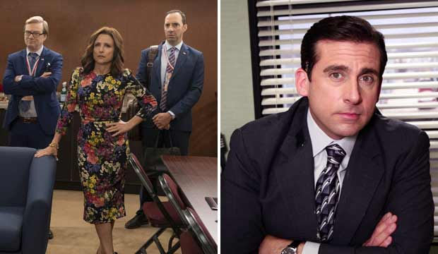 'Veep' could tie 'The Office' record for the most Best Comedy Series wins at the Gold Derby TV Awards