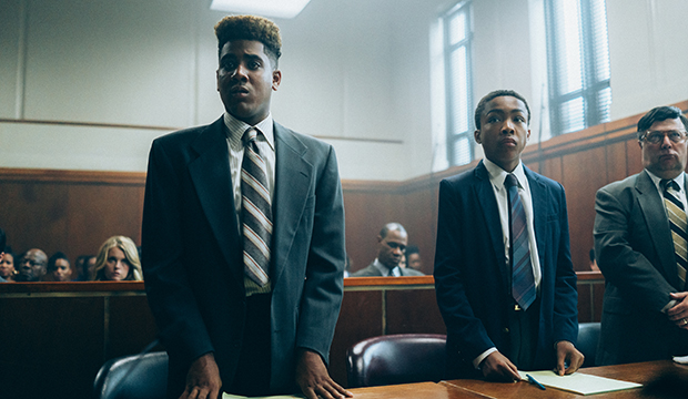 'When They See Us' video interviews: Jharrel Jerome, Niecy Nash, Michael Kenneth Williams and more exclusive chats [WATCH]