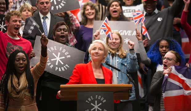 'Years and Years' could follow 'Black Mirror's' British dystopian footsteps into next year's Emmys
