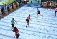 Big Brother 21 slip n slide