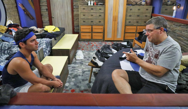 Which 4 'Big Brother' houseguests have the best shot at