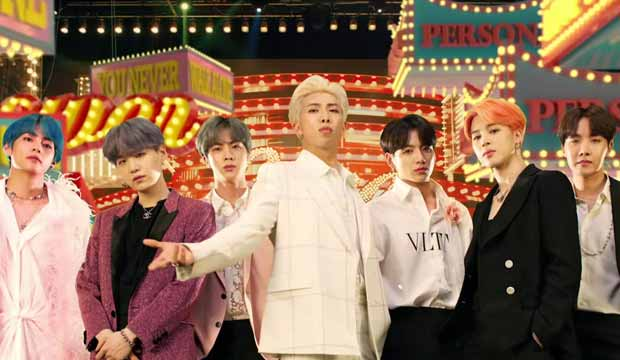 How many VMAs will BTS Win for 'Boy with Luv'? Our Odds Say