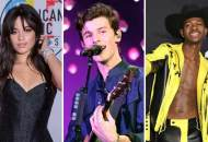 Camila Cabello, Shawn Mendes and Lil Nas X