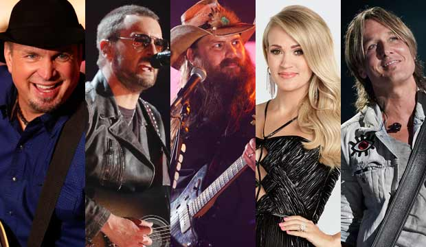 Who will win Entertainer of the Year at the 2019 CMA Awards? Make your predictions now in 11 categories