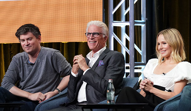 'The Good Place' boss explains why it's the right time for the show to end