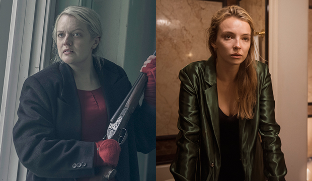 The drama directing Emmy could go to a woman for just the 4th time with 'The Handmaid's Tale' and 'Killing Eve'