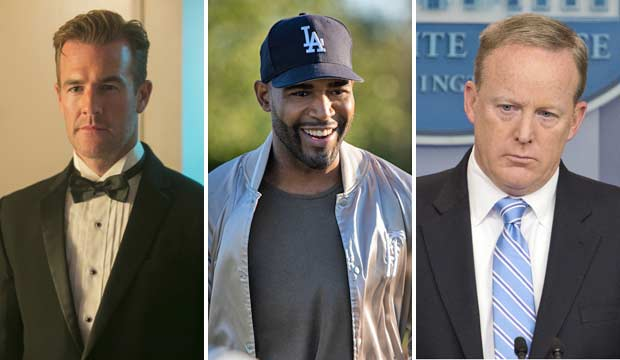 'Dancing with the Stars' season 28 cast revealed: James Van Der Beek, Karamo Brown and … Sean freakin' Spicer?!