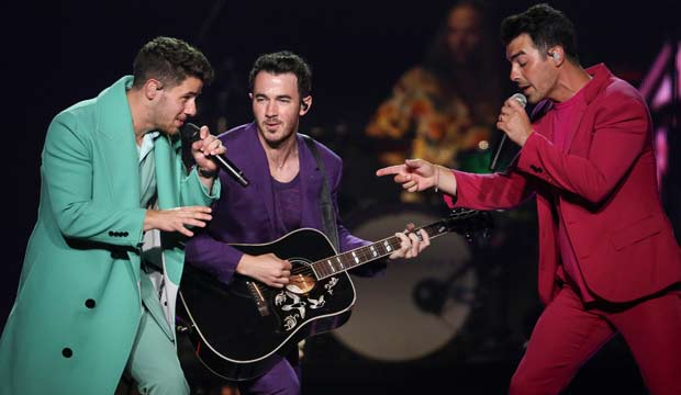 Jonas Brothers will perform together at the MTV Video Music Awards for the first time in more than 10 years