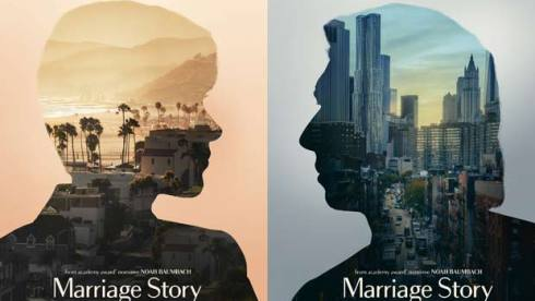 Marriage Story posters