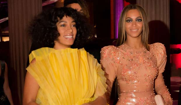 Step aside, Beyonce! Solange may be the Knowles sibling with the best chance at Grammys this year