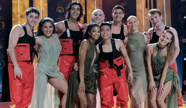 So You Think You Can Dance' Recap: 'Top 10 Perform Round 2