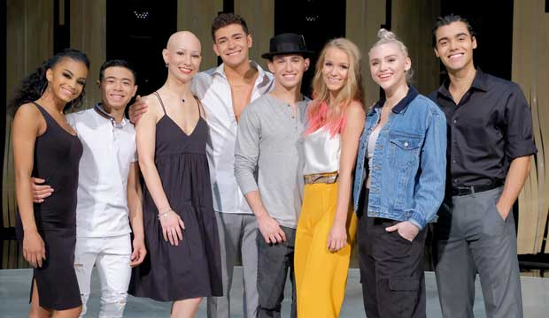 So You Think You Can Dance' Recap: 'Top 8 Perform' Live Blog