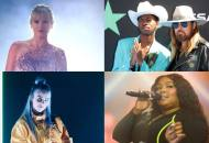 Taylor Swift, Lil Nas X, Billy Ray Cyrus, Billie Eilish and Lizzo