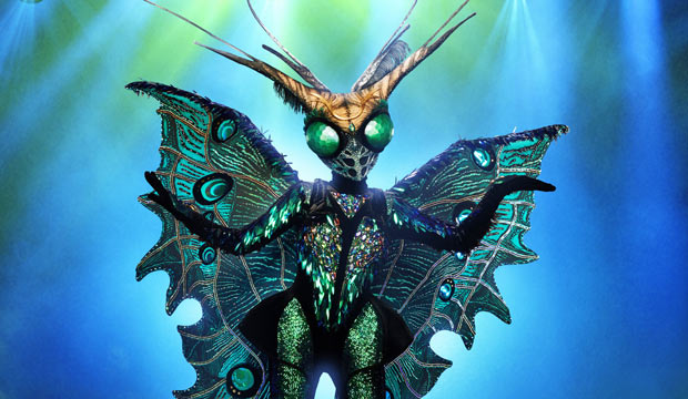 Michelle Williams ('The Masked Singer') exit interview after Butterfly ...