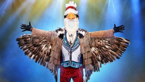 the-eagle-the-masked-singer-season-2