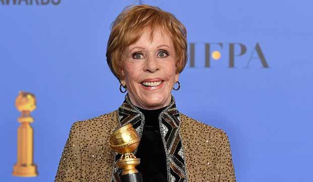 Golden Globes 2020 poll: Which actress will receive the Carol Burnett Award?