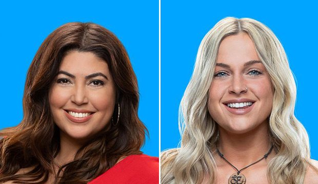 Jessica Milagros and Christie Murphy ('Big Brother') exit