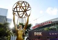 Emmy Awards Red Carpet Atmosphere