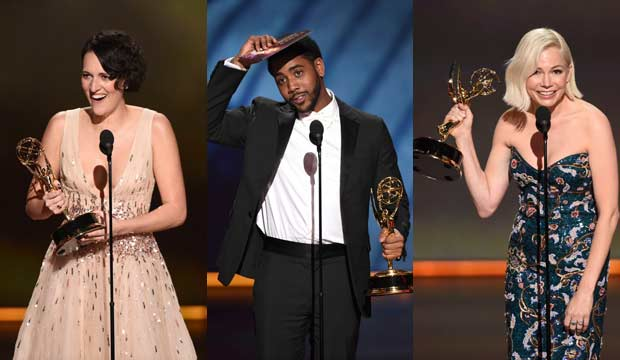 2019 Emmys telecast review: Surprising winners and emotional speeches didn't make up for an awkward ceremony