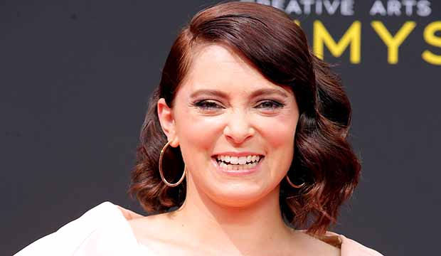 Emmy goes nuts for Rachel Bloom's 'Crazy Ex-Girlfriend' ditty for Best Music and Lyrics