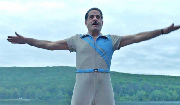 Emmy episode analysis: Tony Shalhoub ('The Marvelous Mrs. Maisel') rocks a romper in 'We're Going to the Catskills!'