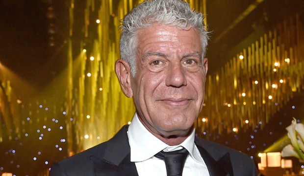 Anthony Bourdain wins posthumous Emmy for 'Parts Unknown' 15 months after tragic death