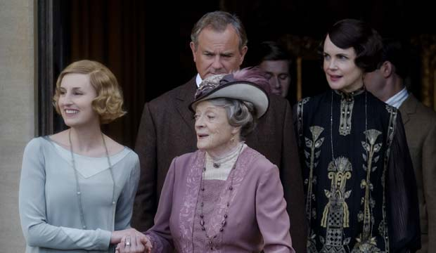 'Downton Abbey' film reviews: Does it live up to the TV series, or is it stuck in its 'comfort zone'?