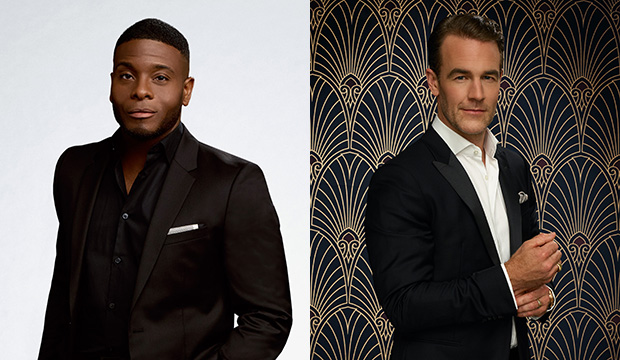 Kel Mitchell is also keeping an eye on James Van Der Beek on 'Dancing with the Stars': 'He's a beast'