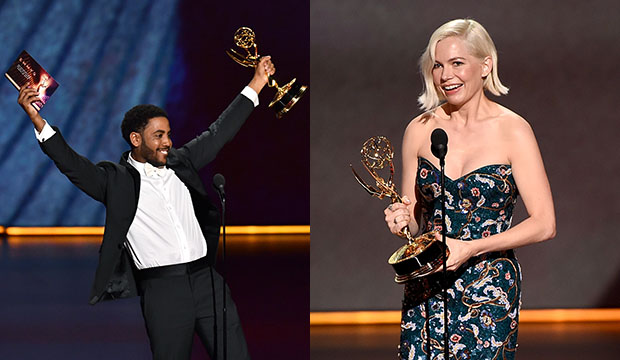 Emmys 2019: The night's 5 best acceptance speeches include Jharrel Jerome, Michelle Williams…
