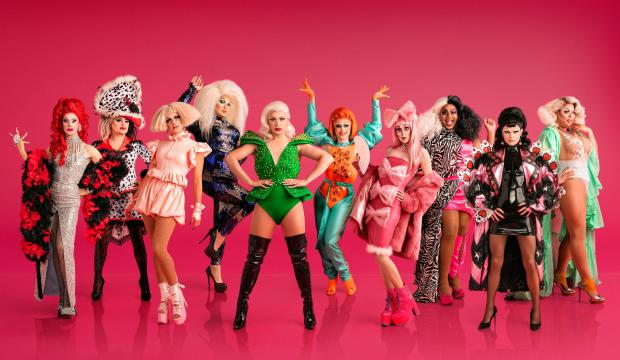 'RuPaul's Drag Race UK' episode 1 recap: The British are coming, but one queen is going home in the series premiere