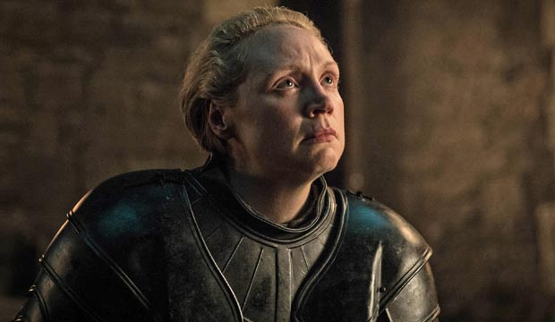 Emmy episode analysis: Gwendoline Christie ('Game of Thrones') has the best 'Knight' of her life