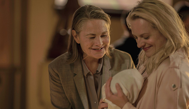 'The Handmaid's Tale' is in 'Special' company following its drama guest actress Emmy three-peat
